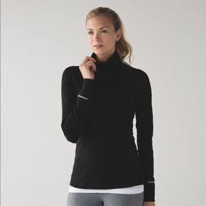 Lululemon Face The Frost 1/2 Zip sweater